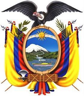 Escudo de Ecuador actualizado