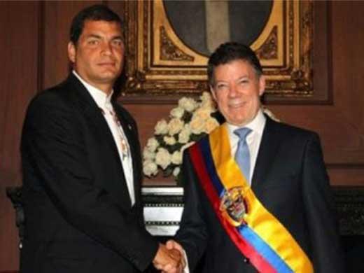 Ecuador y Colombia restablecen relaciones diplomáticas