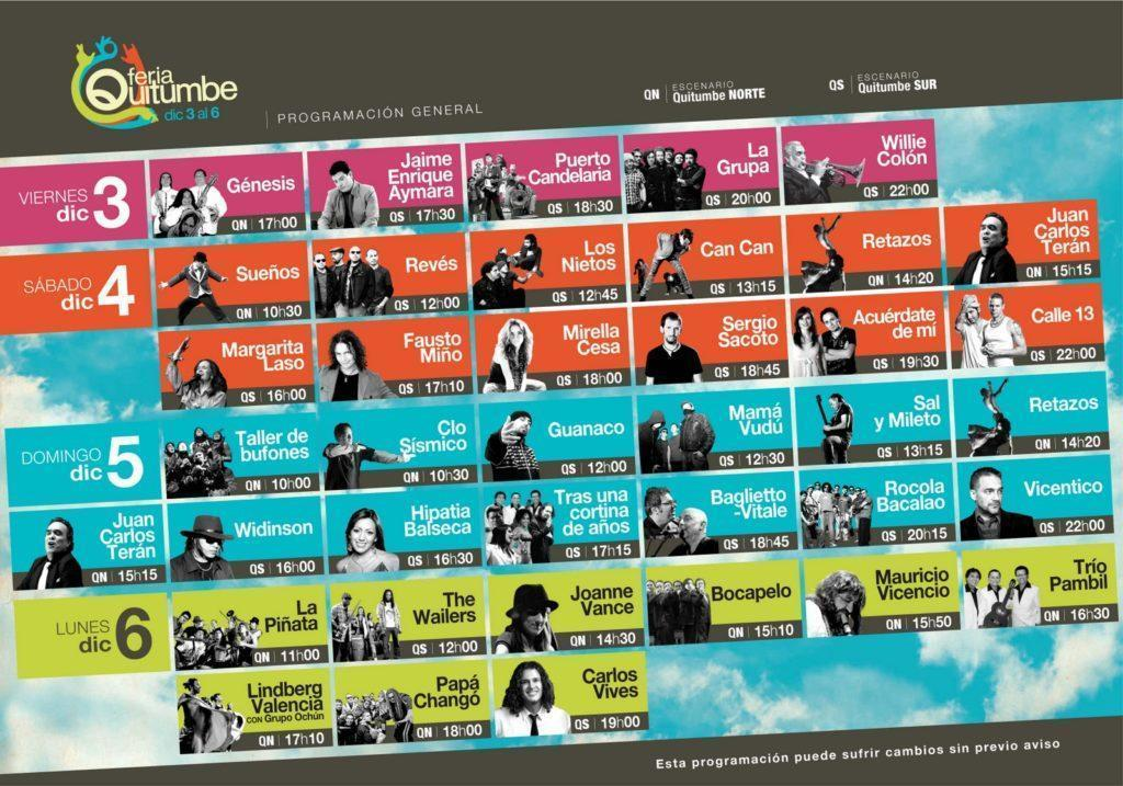 Feria de Quito 2010