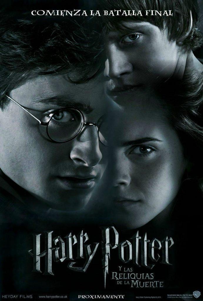 Harry Potter, las Reliquias de la Muerte