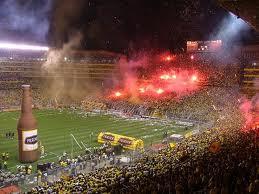 estadio de Barcelona clasurado
