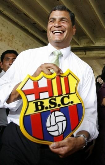 Rafael Correa renunció a la presidencia de Ecuador
