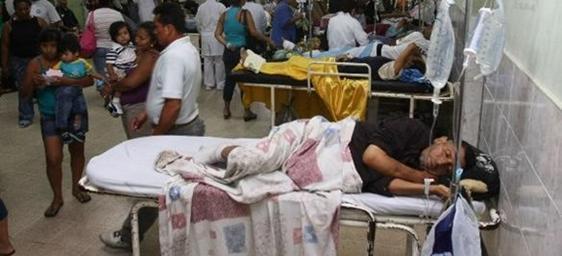 Emergencia de Salud en Ecuador