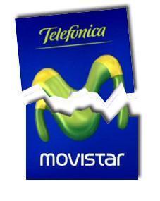 Se cayó la señal de Movistar en Ecuador