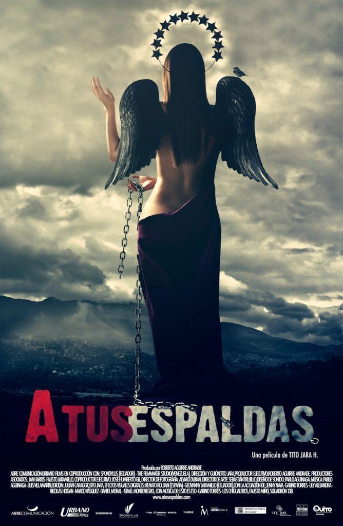 A Tus Espaldas, película de Ecuador