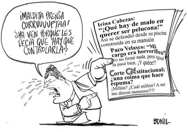 roban a periodistas en Quito