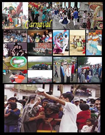 El Carnaval de Guaranda
