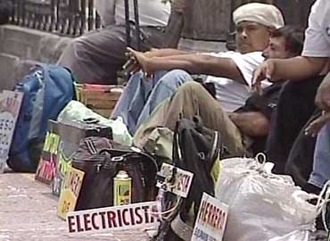 desempleo en Ecuador
