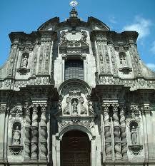 Iglesias en Quito