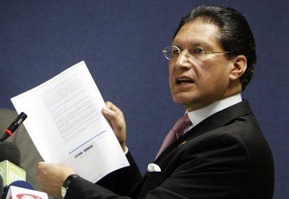 Fiscal de Ecuador fue hospitalizado