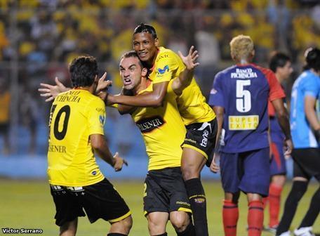 Barcelona S.C. derrotó 4 a 0 al Olmedo
