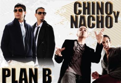 Concierto de Chino y Nacho en Ecuador
