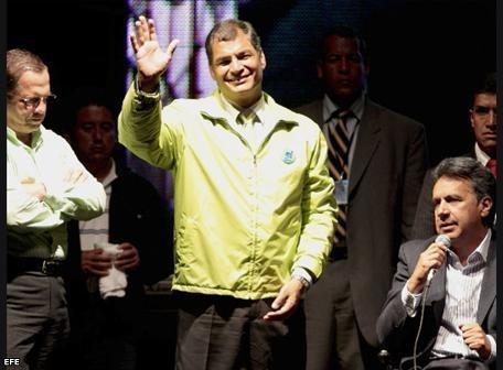 Consulta Popular de Rafael Correa genera dudas en sus resultados