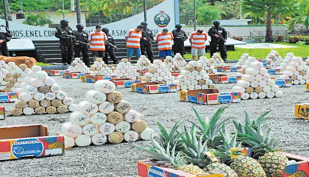Ecuador refugio de narcotraficantes