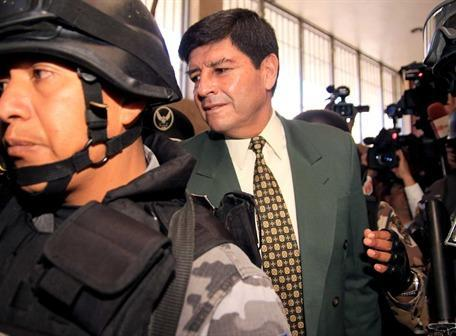 Rolando Tapia declarado culpable por hechos del 30-S