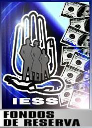 Fondos de Reserva del IESS serán retenidos