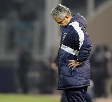 Reinaldo Rueda afuera e la selección de Ecuador