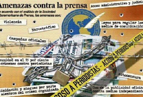 SIP denuncia deterioro a la libertad de expresión en Ecuador