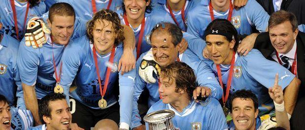 Uruguay, campeón de la Copa América 2011
