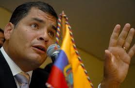 Anonymous atacó webs de Ecuador