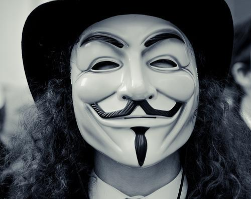 Anonymous ataca en Ecuador