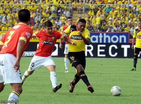 Barcelona SC venció al Deportivo Quito