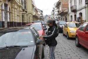Operativo por inicio de clases en Cuenca
