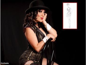 Pamela Cortés sexy