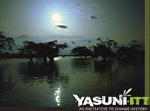 parque yasuni