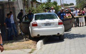 Sicarios matan a 3 personas en Manta