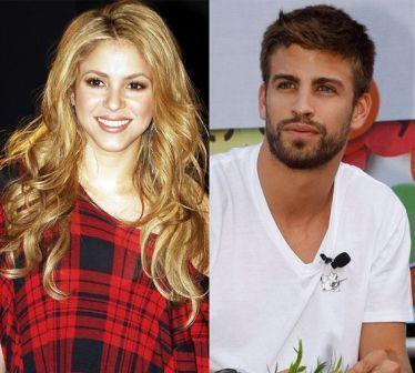 Piqué le fue infiel a Shakira