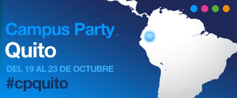 Campus Party Ecuador