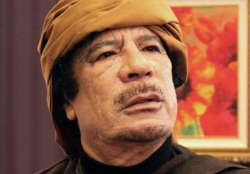Muammar Gadafi ha muerto