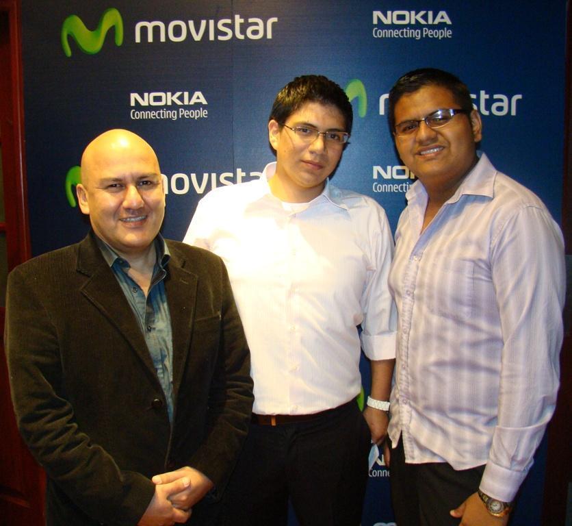 Nokia y Movistar premiaron a desarrolladores