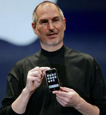 Steve Jobs murió a los 56 años