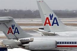 American Airlines en bacarrota