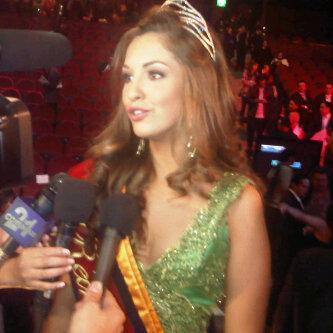 Reina de Quito 2011