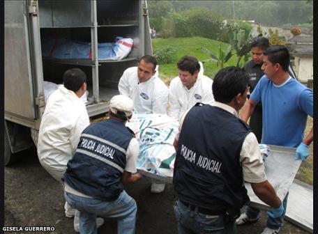 Cuatro personas murieron en Santo Domingo