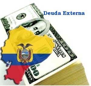 Déficit fiscal en Ecuador