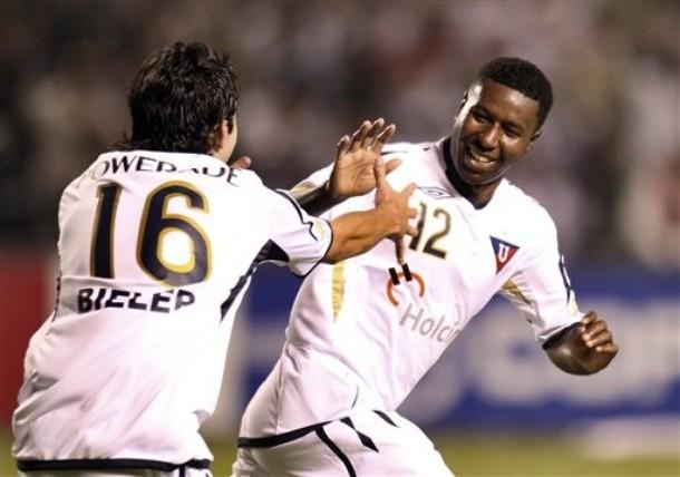 Edison Kinito Méndez regresa a Liga de Quito