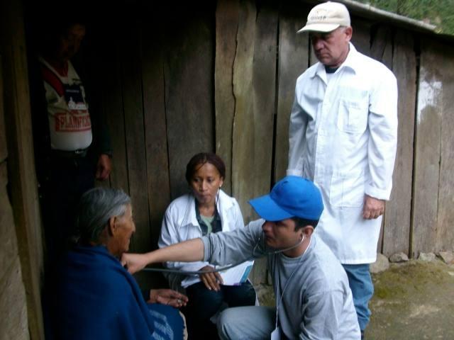 Atención de discapacitados en Ecuador