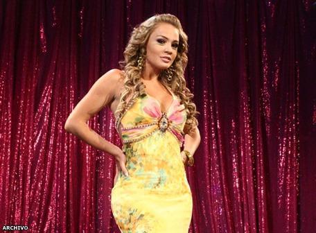 Gineth Moreno hot