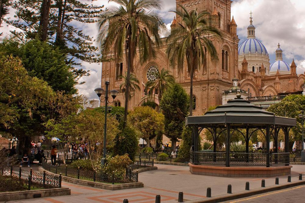 cuenca ecuador turismo