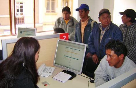 oportunidades de trabajo en Ecuador