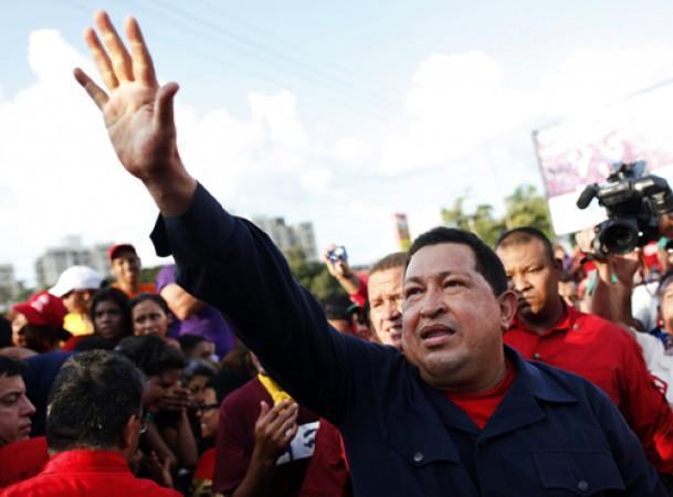 Hugo Chavez fue reelegido presidente de Venezuela