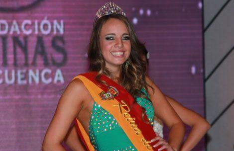 Camila Guillén, Reina de Cuenca 2012