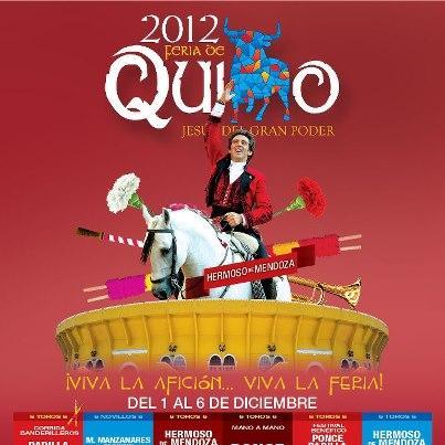 Feria de Quito 2012