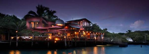 Hoteles en Galapagos