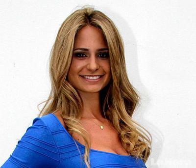 Silva Di Mella fue electa Reina de Quito 2012