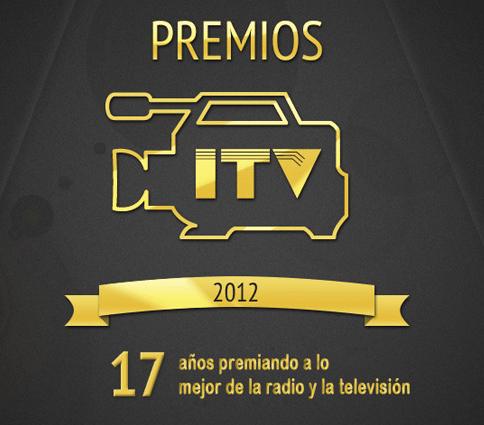 Ganadores de los Premios ITV 2012